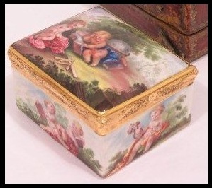 Danish Snuff Box