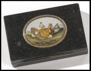Italian Snuff Box