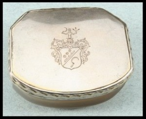 Norwegian Snuff Box