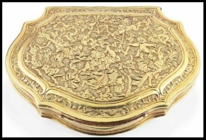 Spanish Snuff Box