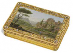 French snuffbox by Joseph-Francois Marcillac