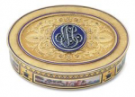 French snuffbox by Etienne-Lucien Blerzy