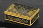 French snuffbox by Hubert Louvet