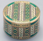 French snuffbox by Jean-Marie Tiron