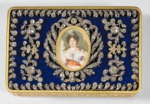 Russian snuffbox by Carl Helfried Barb