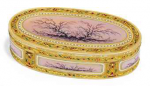 French snuffbox by Charles-Alexandre Bouillerot