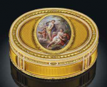 French snuffbox by Charles Le Bastier