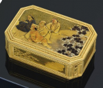 French snuffbox by Antoine Benard